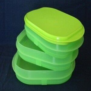 Tupperware Fridge Stackables Storage Set